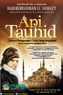 Resensi Buku Api Tauhid Menyelami Turki Lewat Kisah Said Nursi