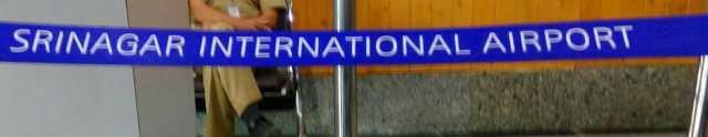 srinagar intl airport
